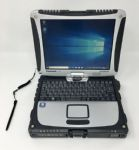 Panasonic Toughbook CF-19 Mk4 Intel i5 1.2GHz 4GB 240GB SSD Touch Screen Win 10  - Used